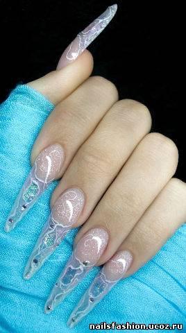 О дизайне ногтей отзывы